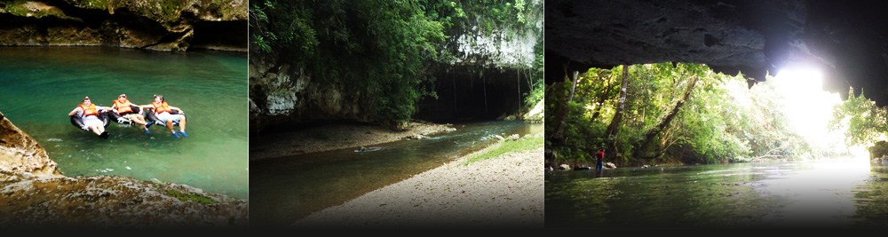 Cave Branch/Cave Tubing